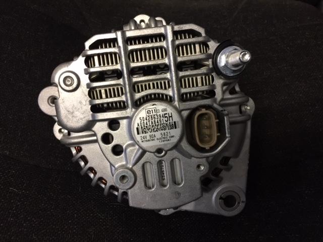 alternator galant mitsubishi w oem replacement aftermarket parts autoparts