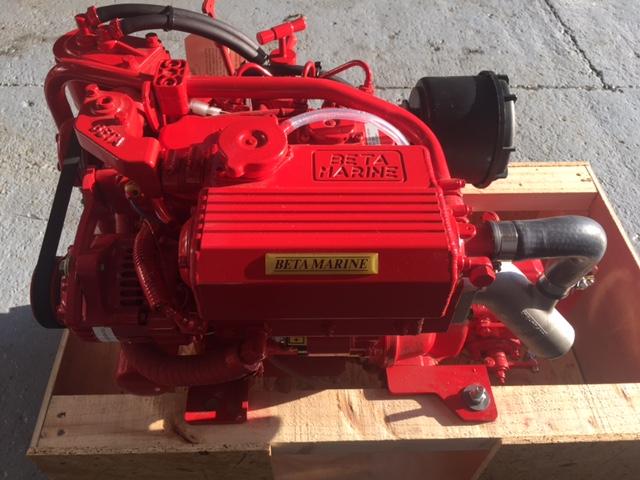 Beta engine for sale
