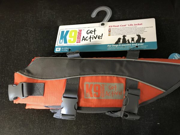 K9 Pursuits Life Jacket