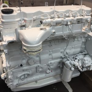 Iveco FPT N67ENTM45 engine