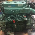 Boat engine service North Wales