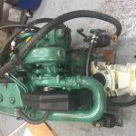 Boat engine repairs North Wales