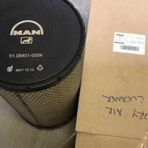 MAN parts
