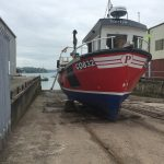 Commercial boat repairs North Wales