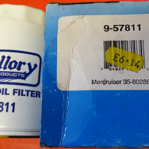 Oil filters for boats