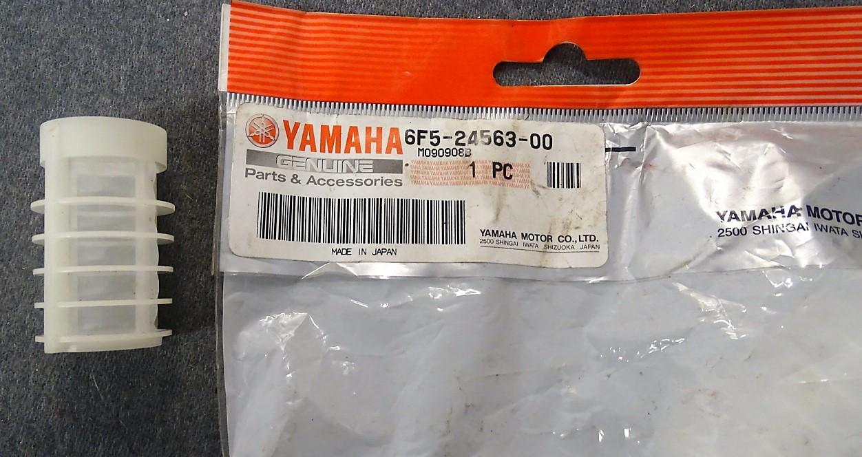 Yamaha Fuel Filter 6f5 24563 00 Marine Engineering Services Filters
