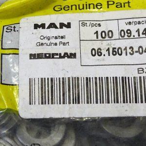MAN boat engine