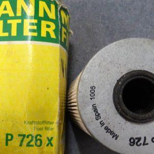Mann Filter P726X