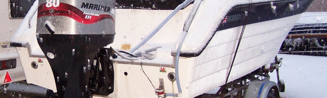 TIPS FOR LAYING UP YOUR BOAT OVER THE WINTER
